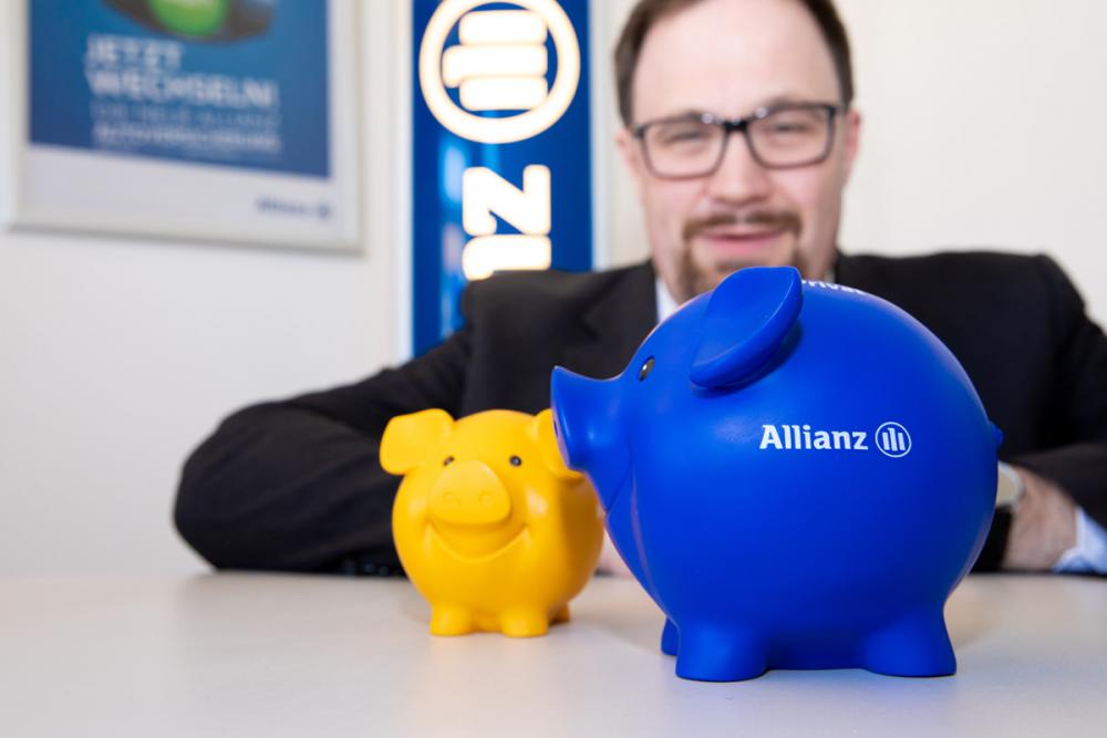 Allianz Versicherung  Matthias Herrmann Generalvertretung Logo