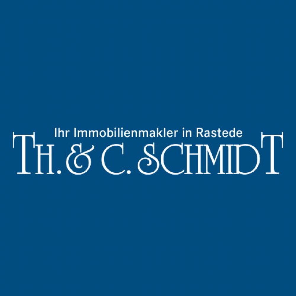 Auktionatoren und Grundstücksmakler Th. & Claus Schmidt Immobilien Logo