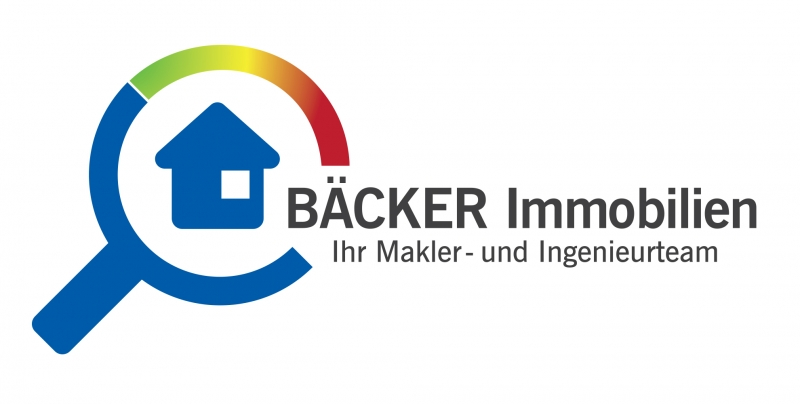 BÄCKER Immobilien Logo