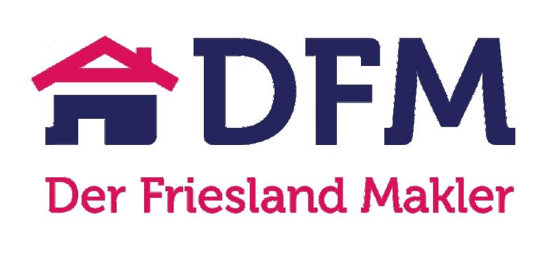DFM Immobilien - Der Friesland Makler e.K. Logo