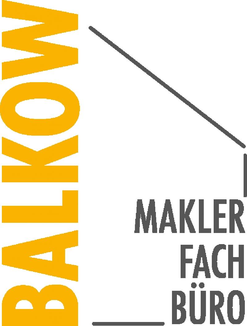 BALKOW MAKLERFACHBÜRO Logo