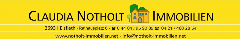 Claudia Notholt Immobilien Logo