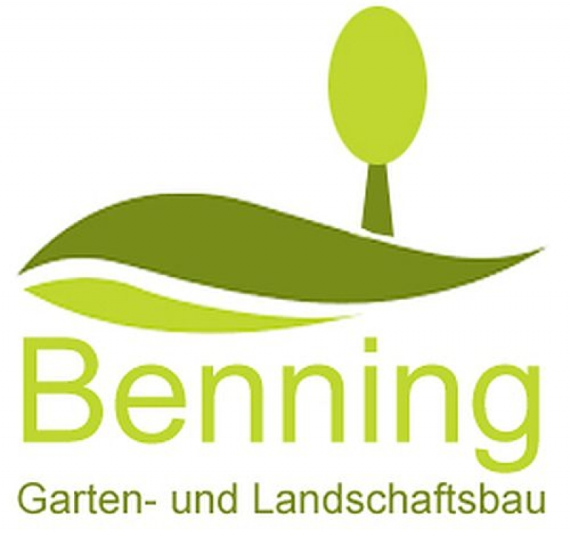 Benning Garten- und Landschaftsbau Logo
