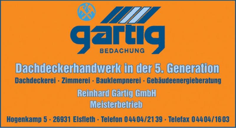 Reinhard Gärtig GmbH Logo