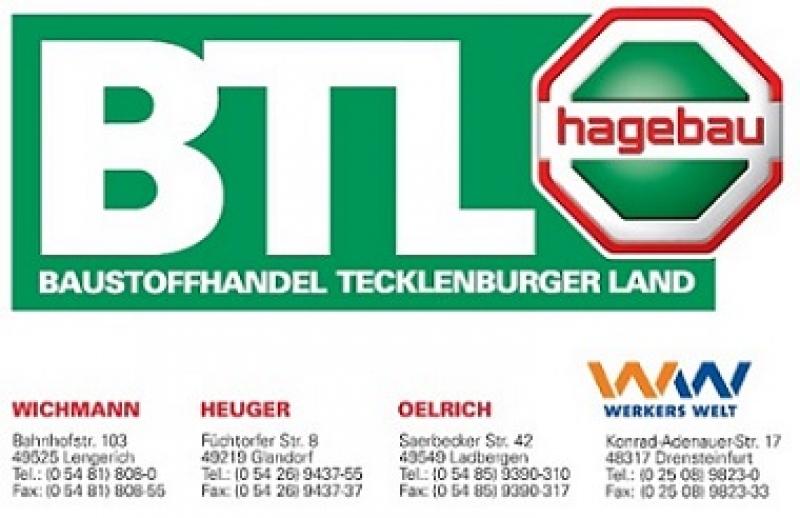 Baustoffhandel Tecklenburger Land GmbH & Co. KG Logo