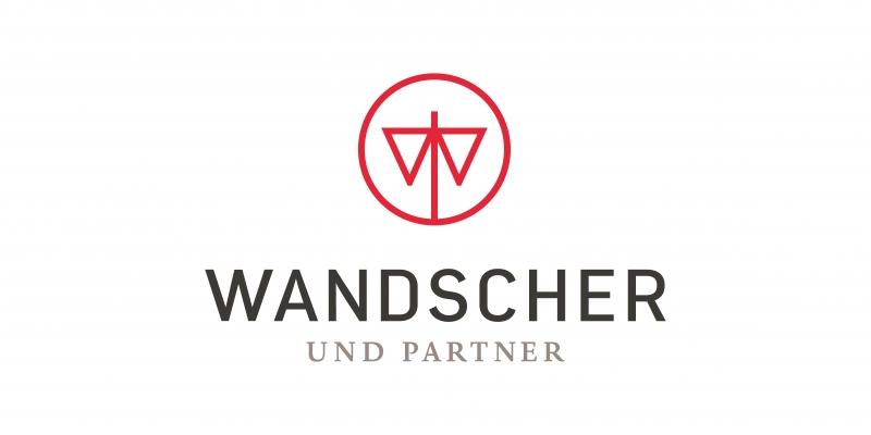 Wandscher und Partner Rechtsanwälte in PartGmbB und Notare Logo