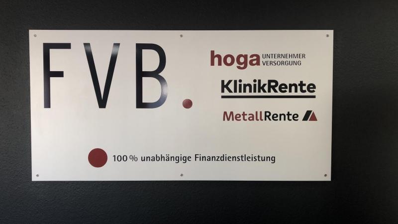 Versicherungsbüro FVB Jürgen Rensen Logo
