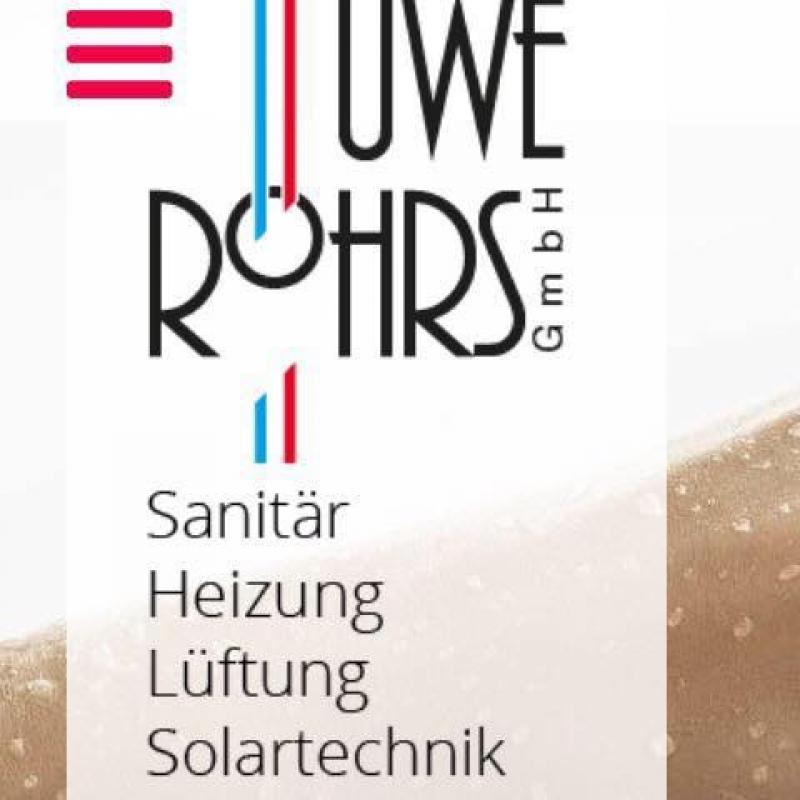 Uwe Röhrs GmbH Logo