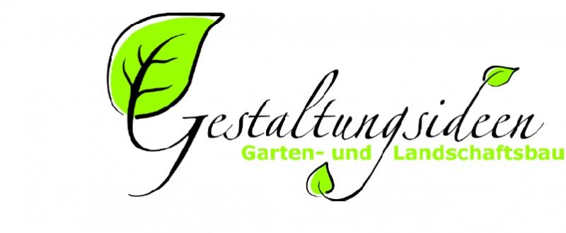 Gestaltungsideen Garten und Landschaftsbau Logo