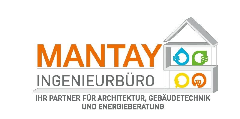 Ingenieurbüro Mantay - Planungsbüro für Architektur, Gebäudetechnik und Energieberatung Logo