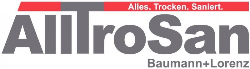 AllTroSan Baumann+Lorenz, Trocknungsservice GmbH & Co.KG Logo