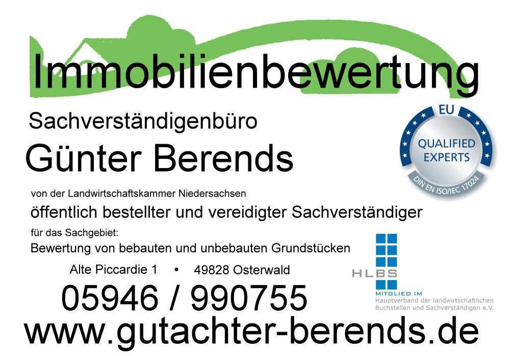 Sachverständigenbüro Günter Berends Logo