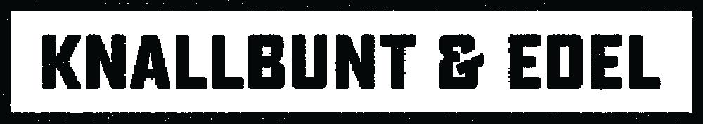 KNALLBUNT & EDEL OHG Logo