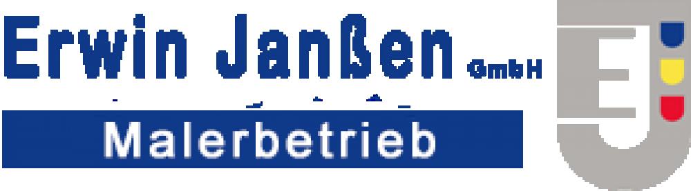 Malereibetrieb Erwin Janßen GmbH Logo