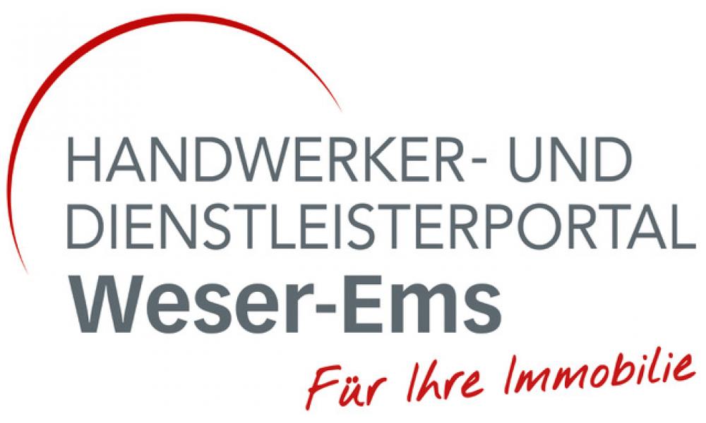 Handwerker- und Immobiliendienstleisterportal Weser-Ems Logo