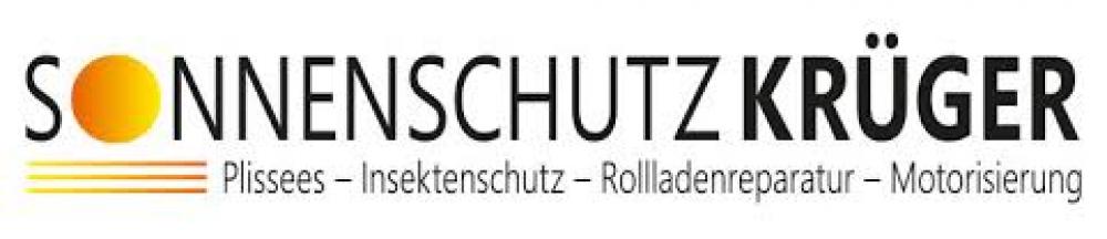 Sonnenschutz Krüger Logo