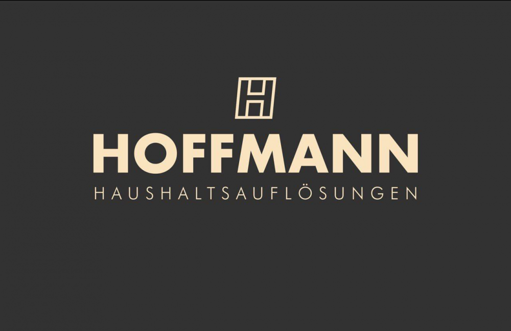 Hoffmann - Haushaltsauflösungen Logo