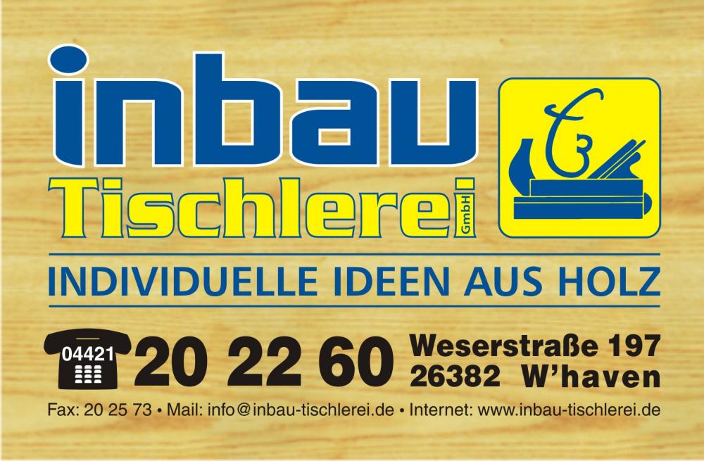 Inbau Tischlerei GmbH Logo