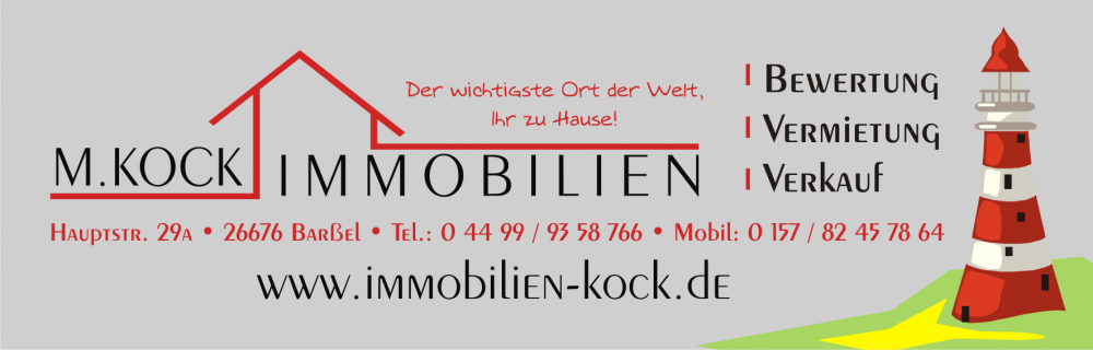 Kock Immobilien Logo
